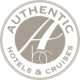 Authentic Hôtel Logo